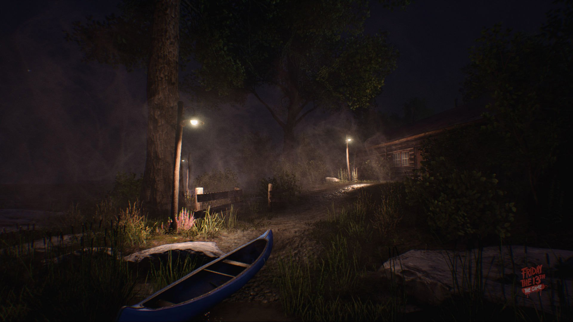 Скриншоты к Friday the 13th: The Game [Build B9491] на русском языке