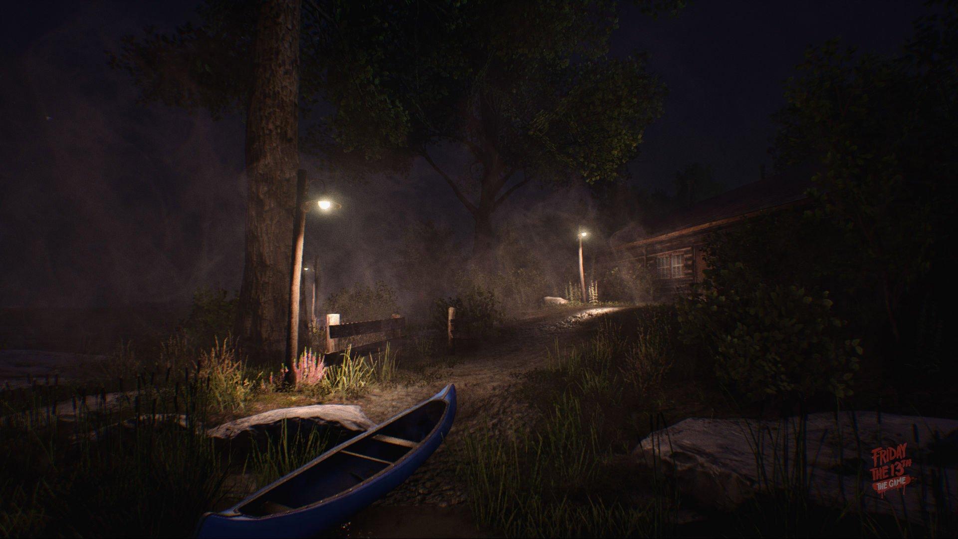 Скриншоты к Friday the 13th: The Game [Build B9491] на русском языке