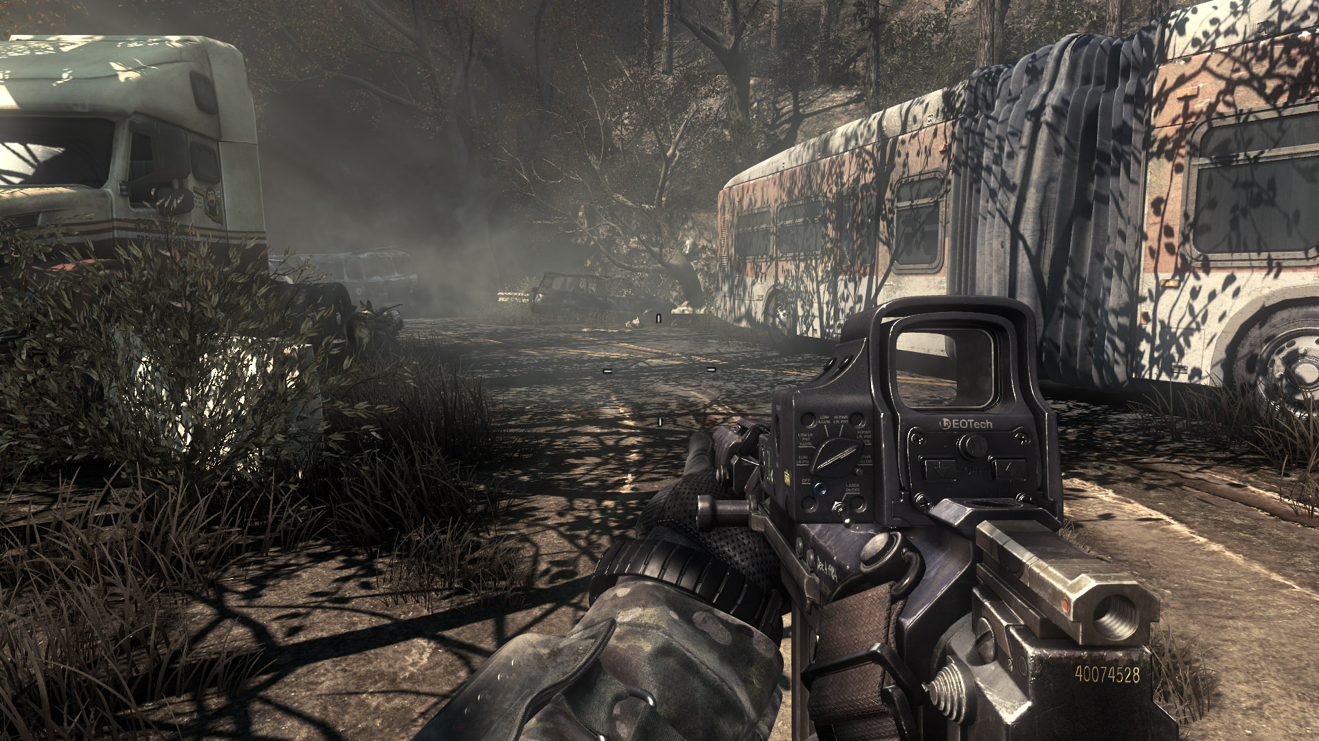 Скриншоты к Call of Duty: Ghosts Deluxe Edition [Update 21] (build 749678) | Репак от xatab