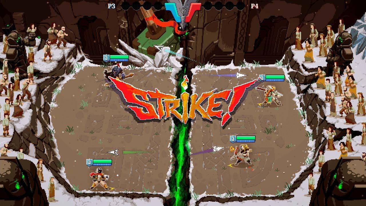 Скриншоты к Strikers Edge (1.3.15) [2018] PC на русском языке