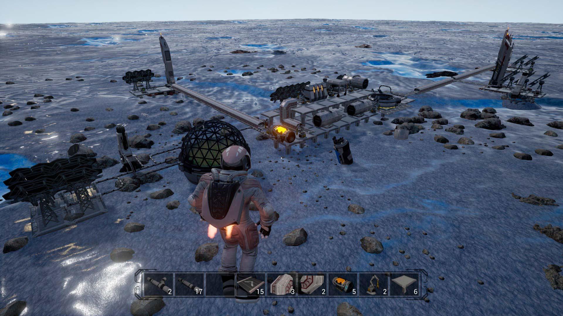 Скриншоты к Farlight Explorers - новая версия