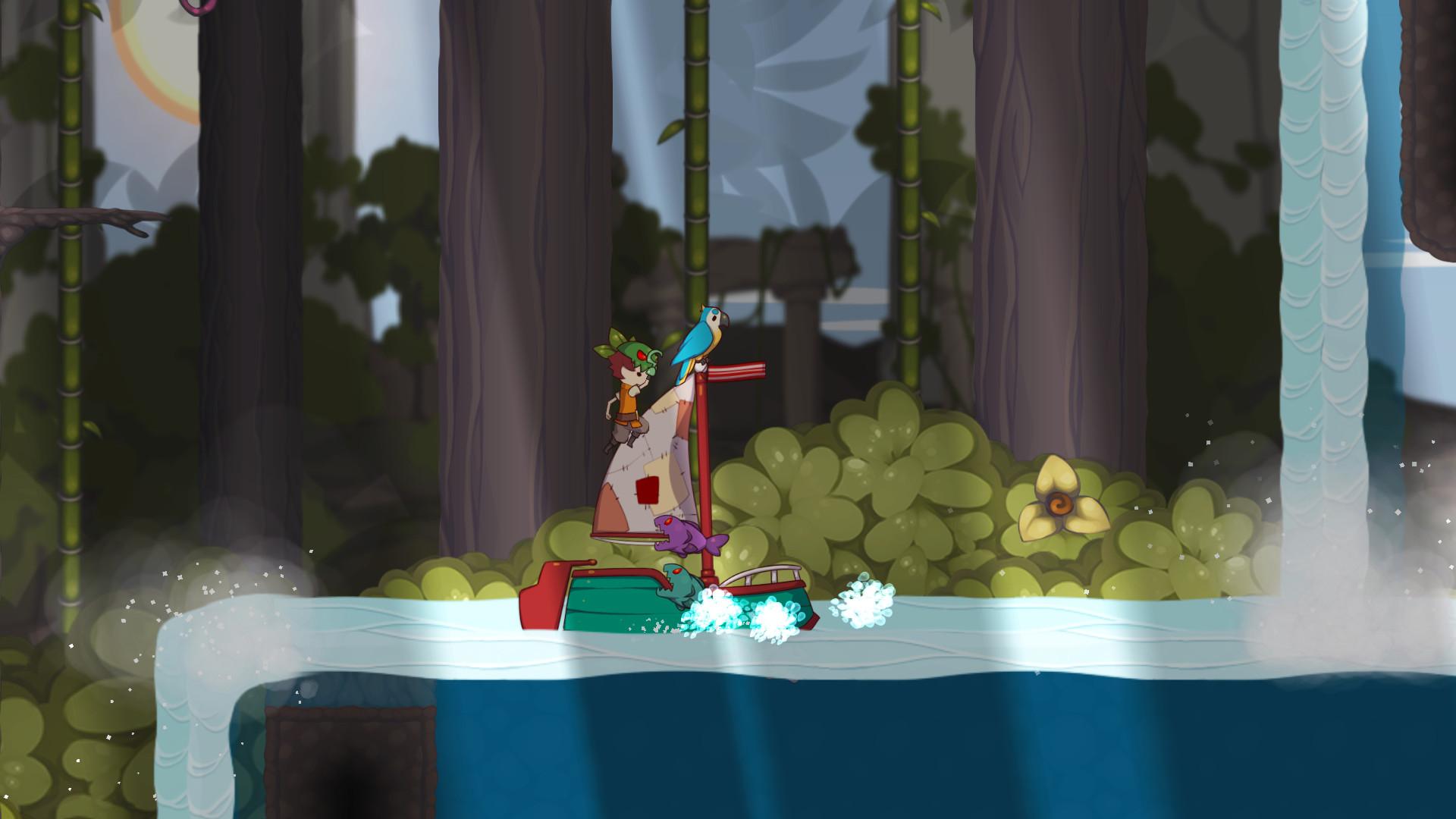 Скриншоты к Treasure Adventure World v1.0 (2018) | Repack GOG