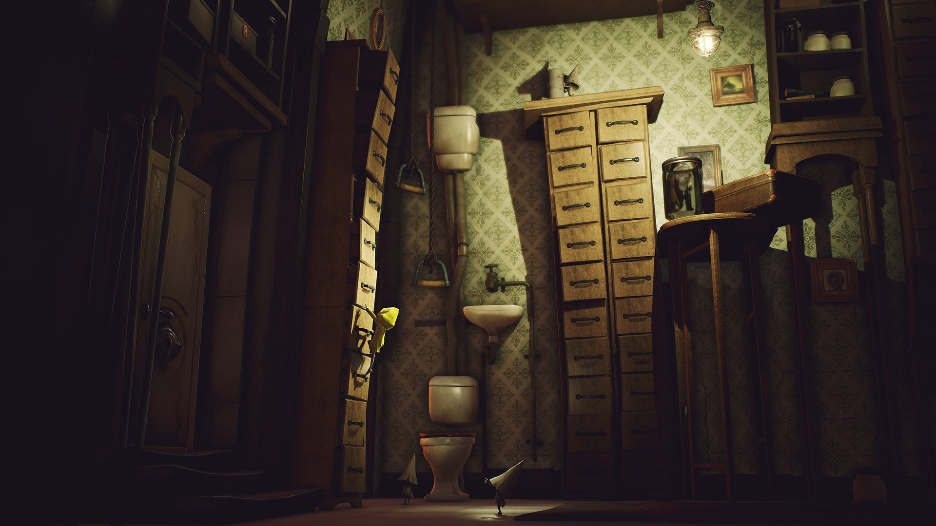 Скриншоты к Little Nightmares: Complete Edition [Chapter 3] (2018) PC | RePack от qoob на русском