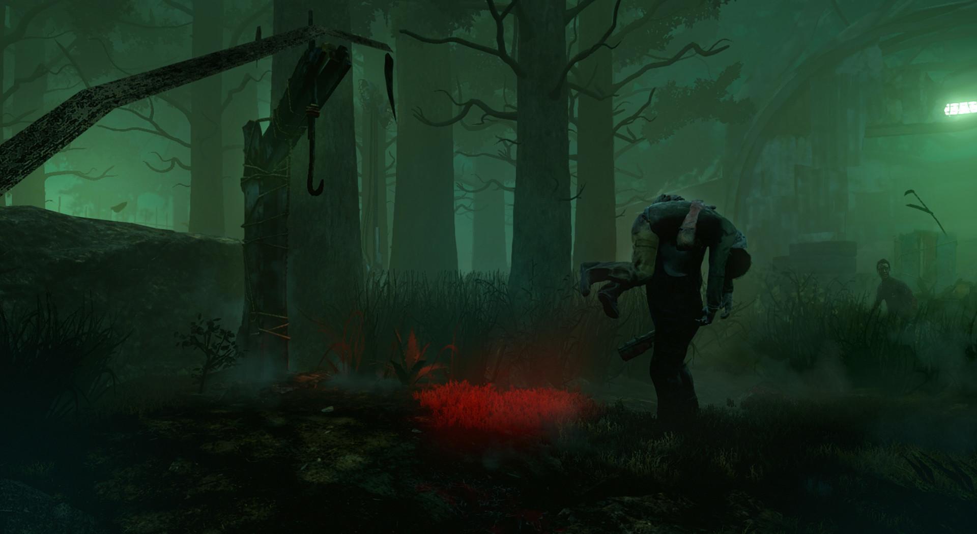 Скриншоты к Dead by Daylight v1.9.1 на русском (по сети онлайн)