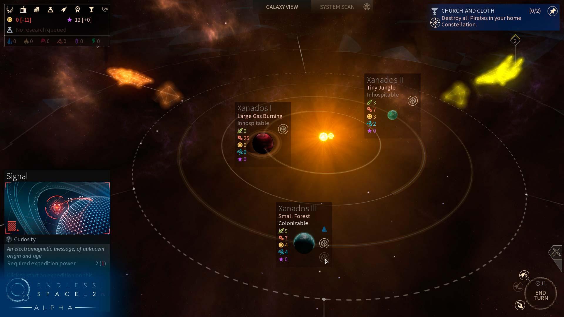 Скриншоты к Endless Space 2 [1.2.6] [RUS] | RePack от xatab