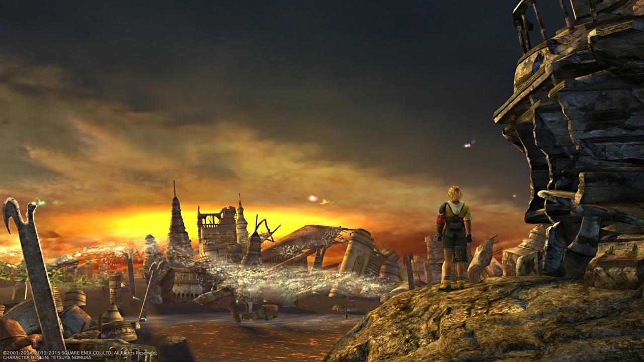 Скриншоты к FINAL FANTASY X/X-2 HD Remaster | Repack от xatab на русском языке