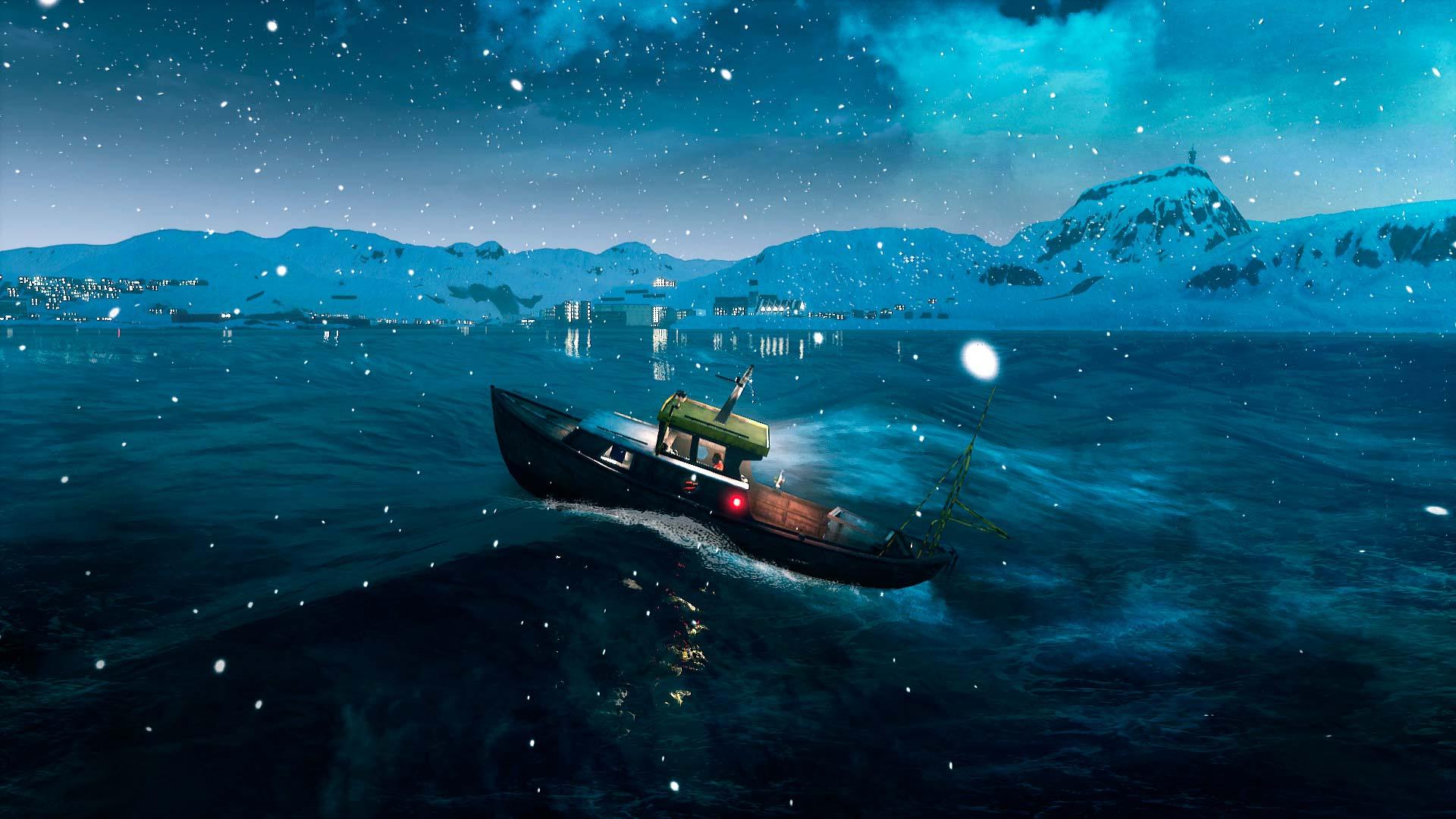 Скриншоты к Fishing: Barents Sea [2018] на русском RePack от qoob