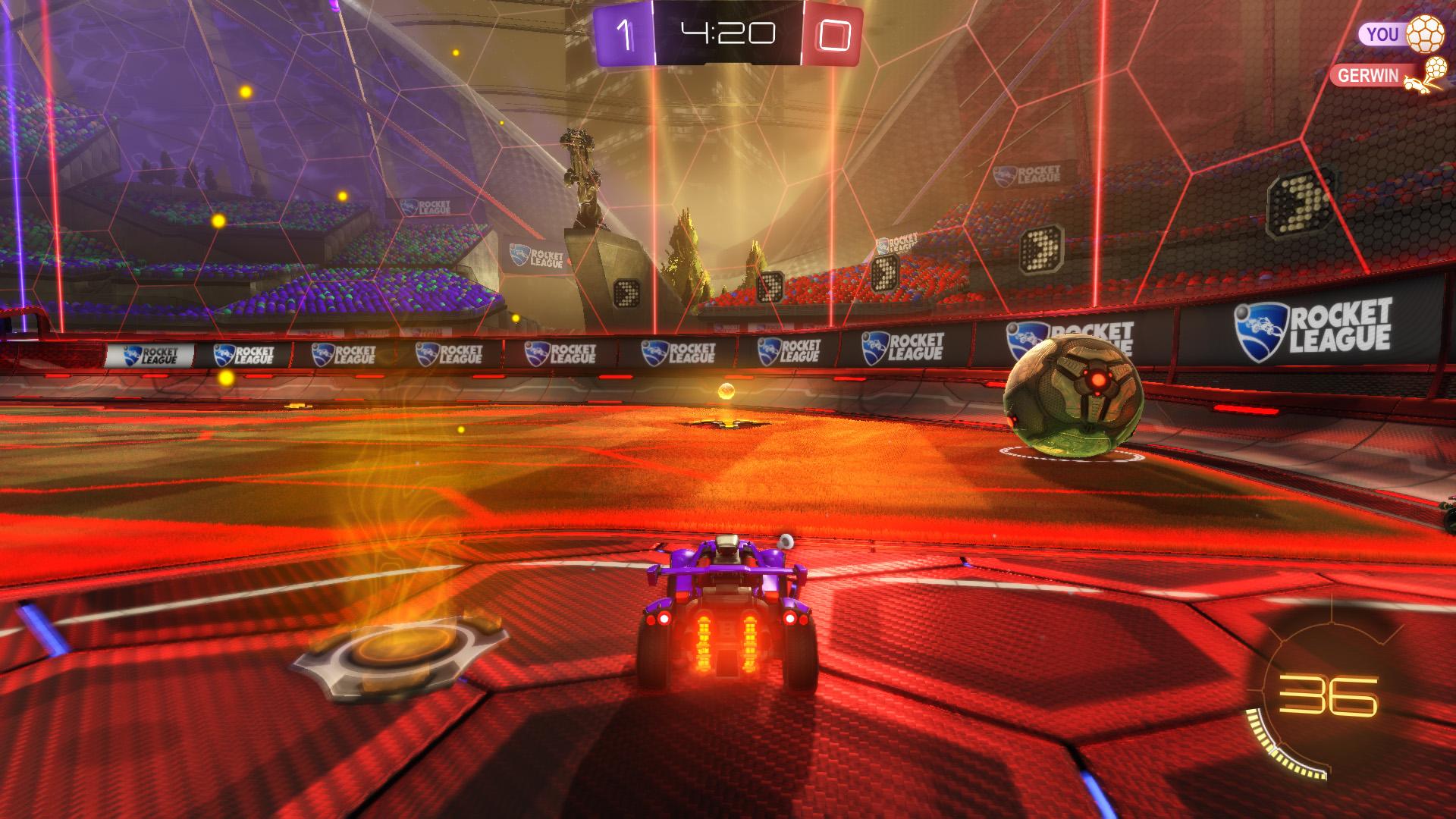 Скриншоты к Rocket League v1.41 на русском языке [Online] | Repack