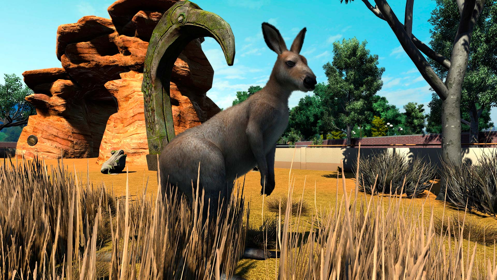 Скриншоты к Zoo Tycoon: Ultimate Animal Collection (2018) PC - полная версия