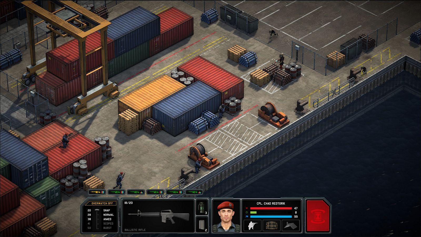 Скриншоты к Xenonauts 2 [2018] игра в разработке