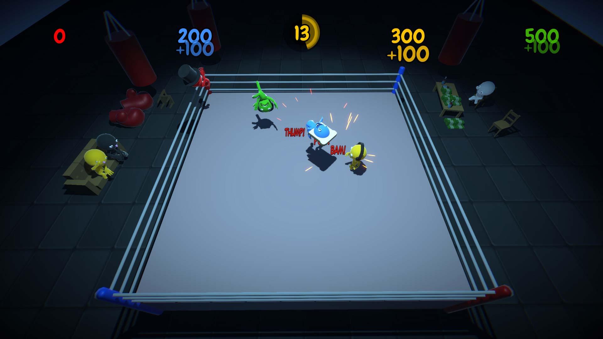 Скриншоты к Party Panic [v1.3.5] полная версия