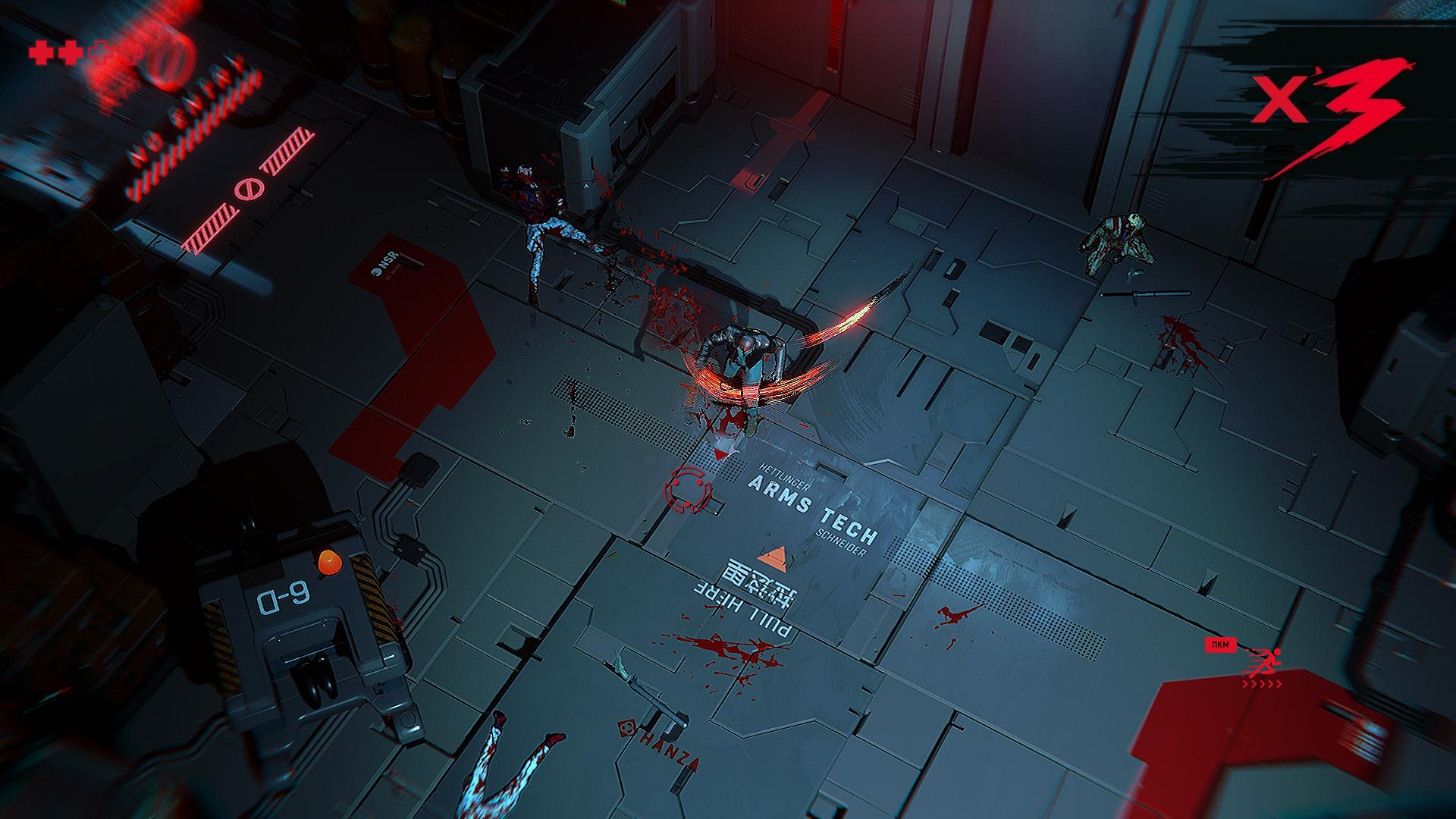 Скриншоты к Ruiner: Annihilation v1.06 на русском полная версия