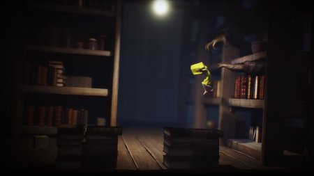 Little Nightmares: Complete Edition [Chapter 3] (2018) PC | RePack от qoob на русском