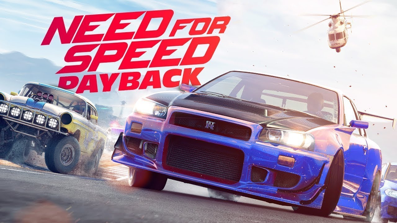 Need for Speed: Payback v1.0.51.15364 (2017/RUS) PC полная версия Repack на русском