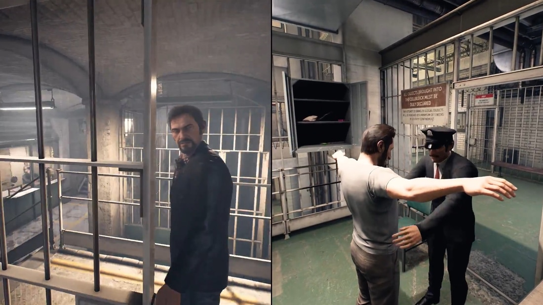Скриншоты к A Way Out (RUS\Multi7) [L|Origin-Rip] CPY на русском