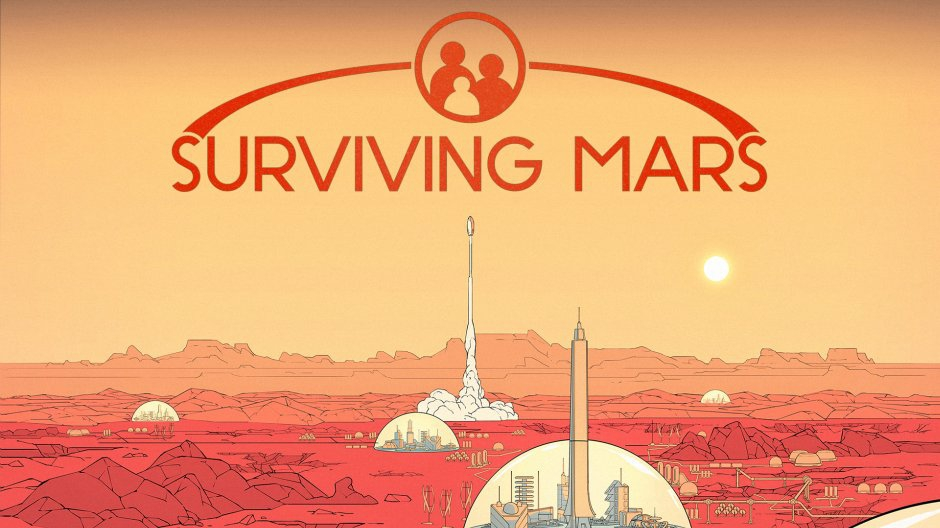 Surviving Mars (2018/RUS) [GOG] [MAC OS X]