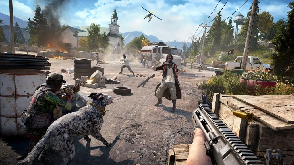 Скриншоты к Скачать торрент Far Cry 5 - Gold Edition (1.4.0) (2018/RUS) | Repack на русском языке