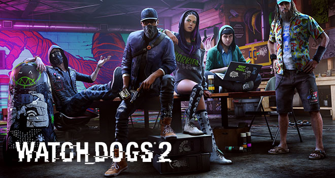 Watch Dogs 2 Digital Deluxe Edition v1.017.189.2 | Repack на русском языке