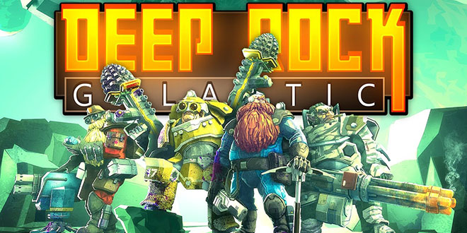 Deep Rock Galactic (2020) Repack на русском языке
