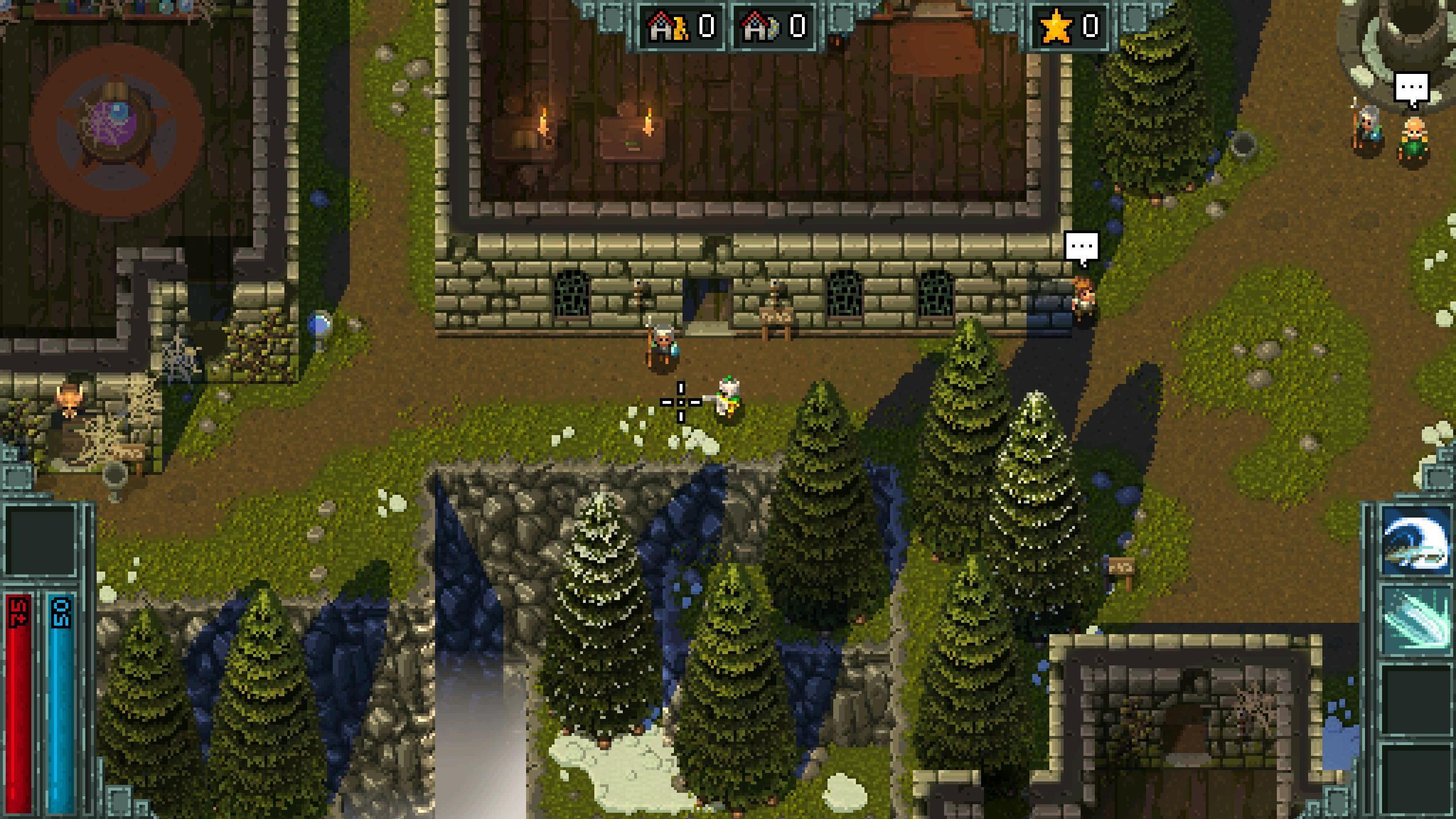Скриншоты к Heroes of Hammerwatch – новая версия