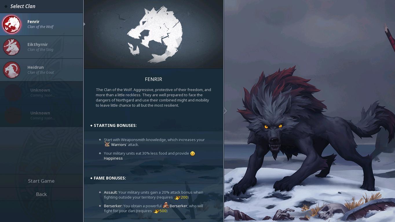 Скриншоты к Northgard v1.0.8772 - полная версия на русском языке | Repack