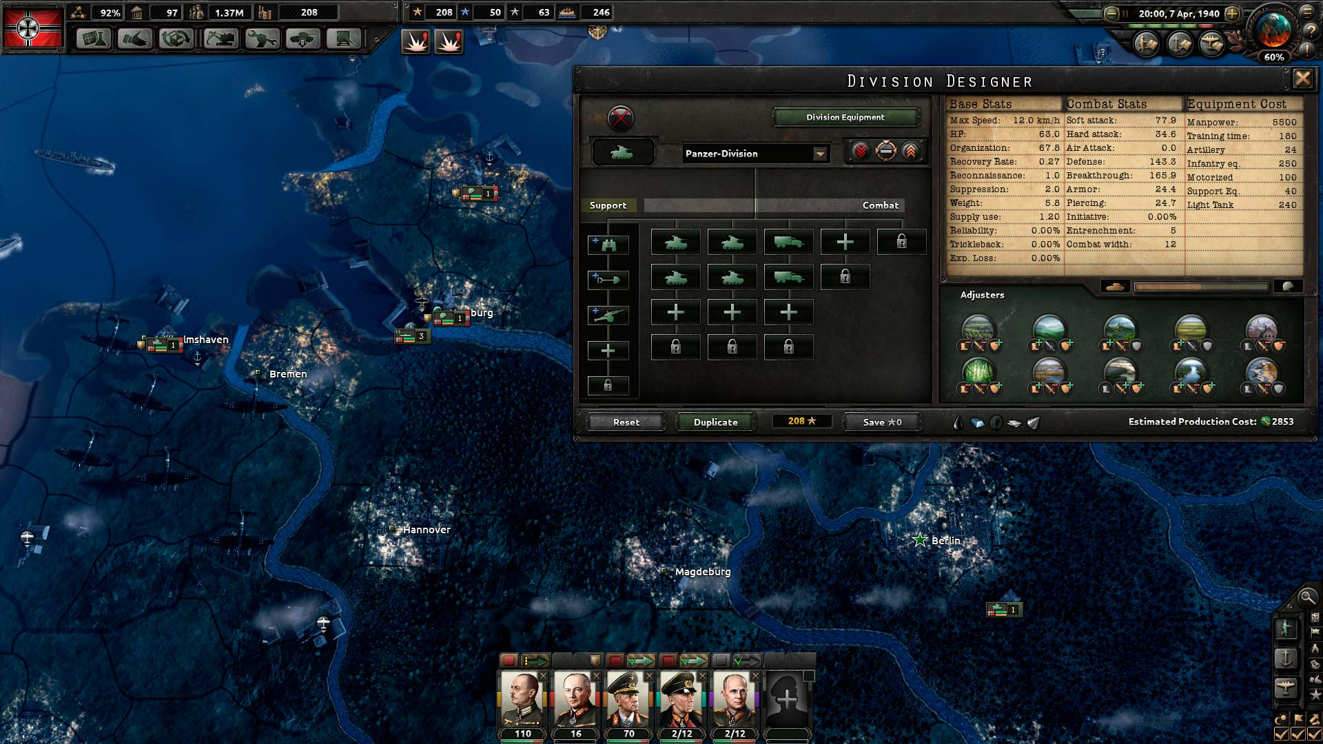 Скриншоты к Hearts of Iron 4: Field Marshal Edition v1.5.0 + Waking the Tiger DLC на русском Repack
