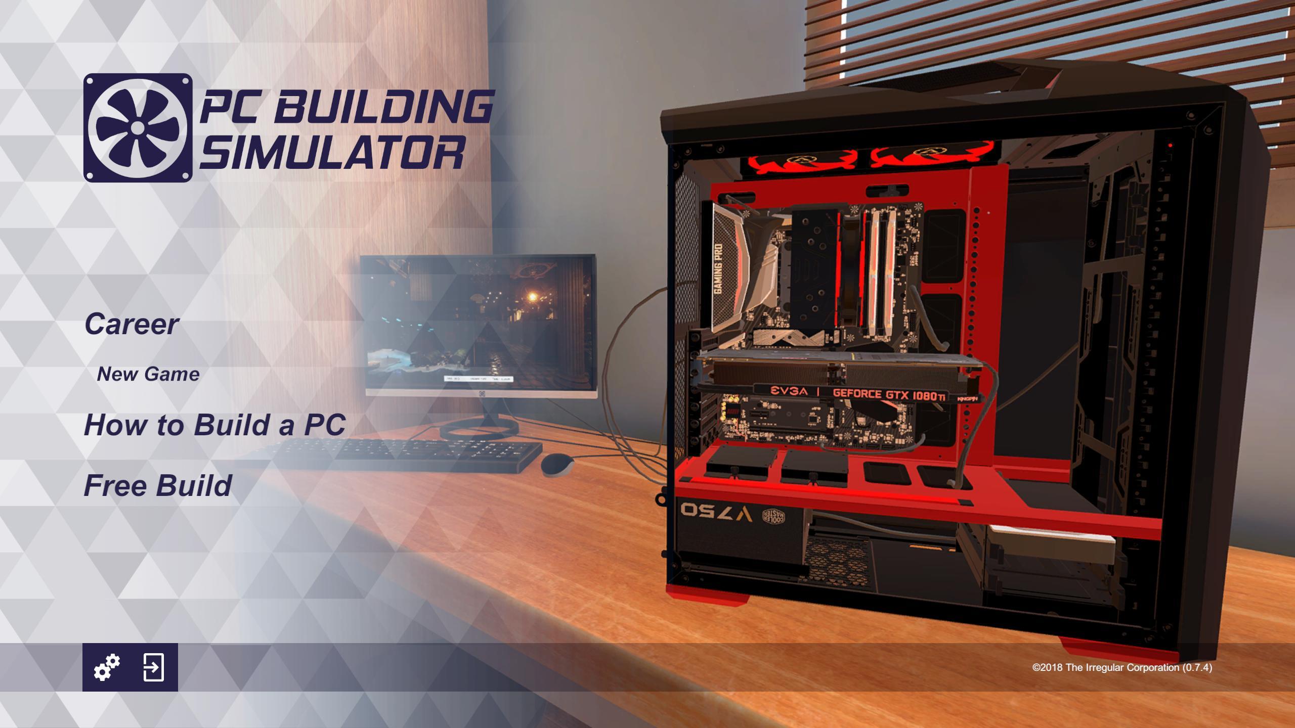 Скриншоты к PC Building Simulator (v0.7.9.1) (2018) полная версия