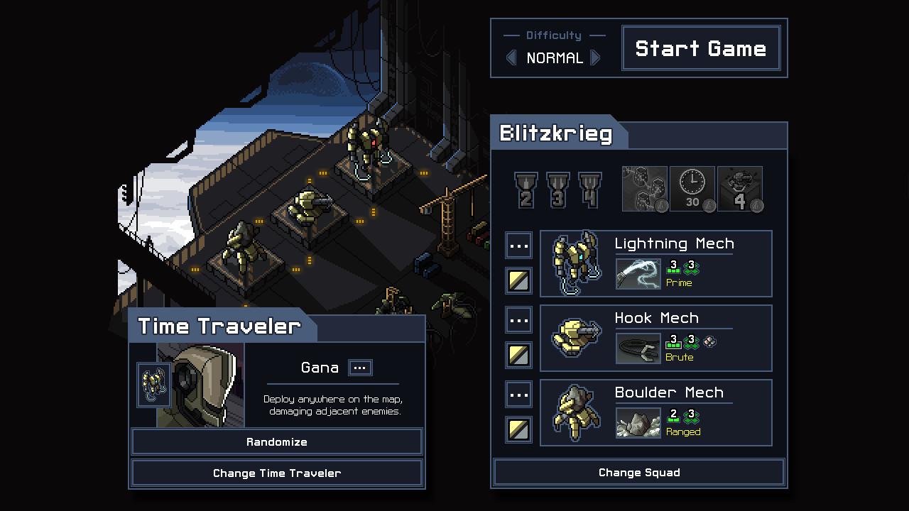 Скриншоты к Into the Breach v1.1.21 полная версия