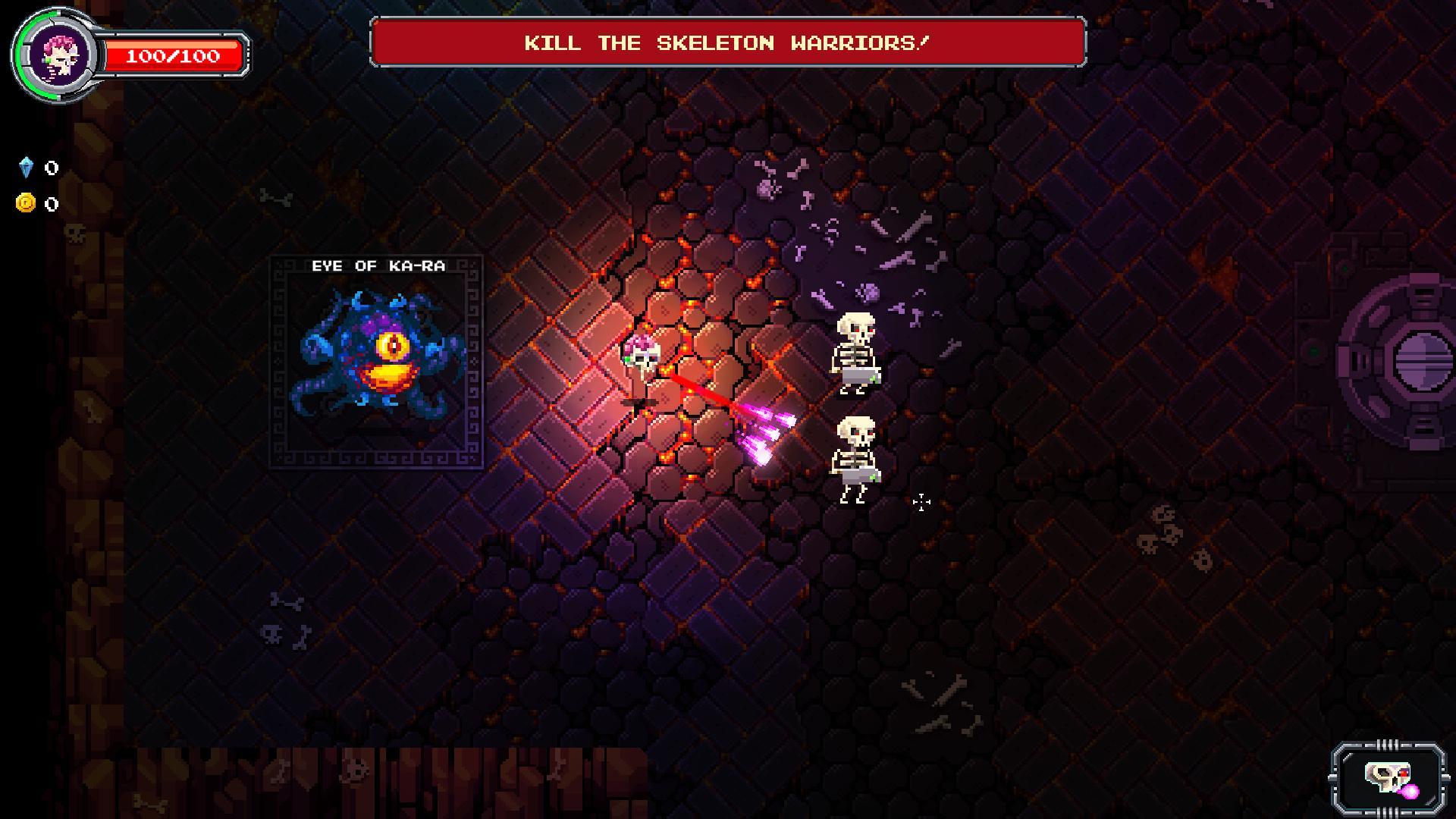 Скриншоты к Hellmut: The Badass From Hell v1.0.1 полная версия на русском