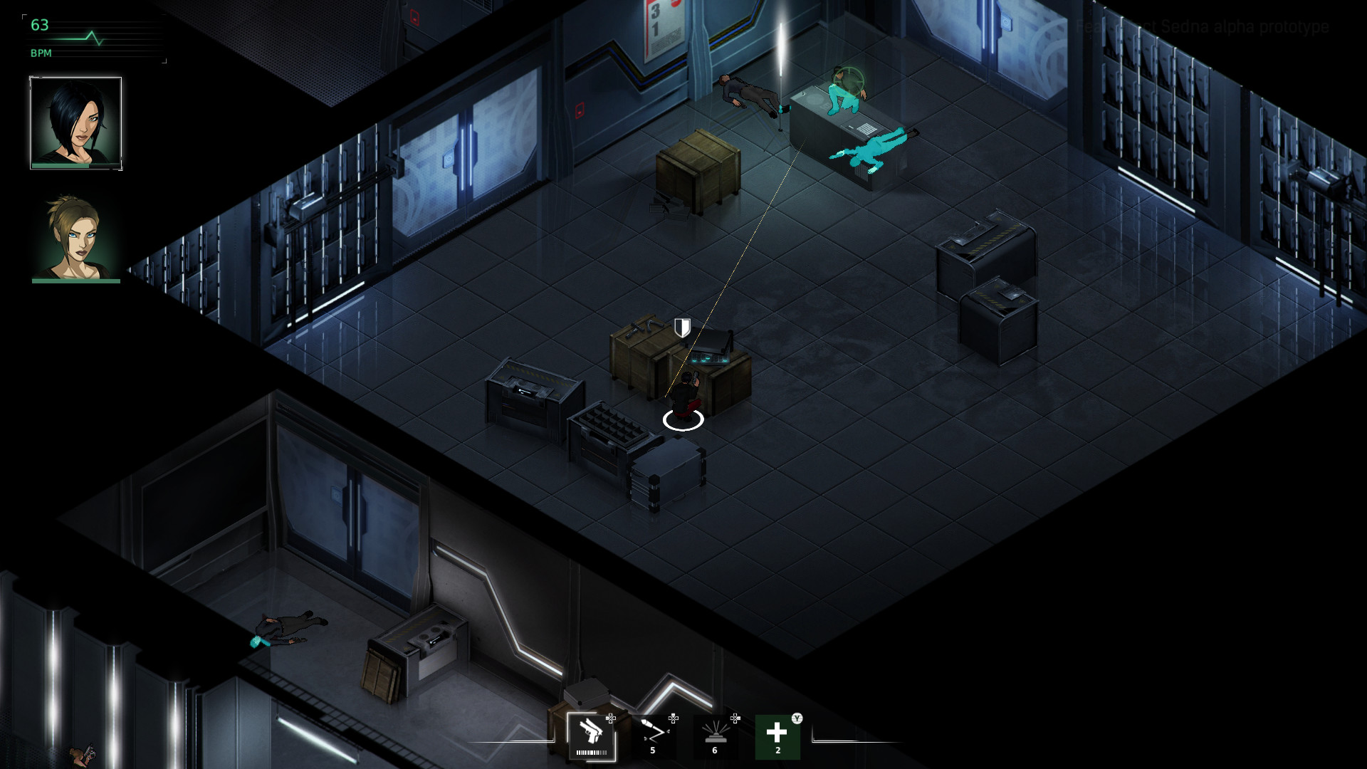 Скриншоты к Fear Effect Sedna v1.0 (GOG) полная версия на русском