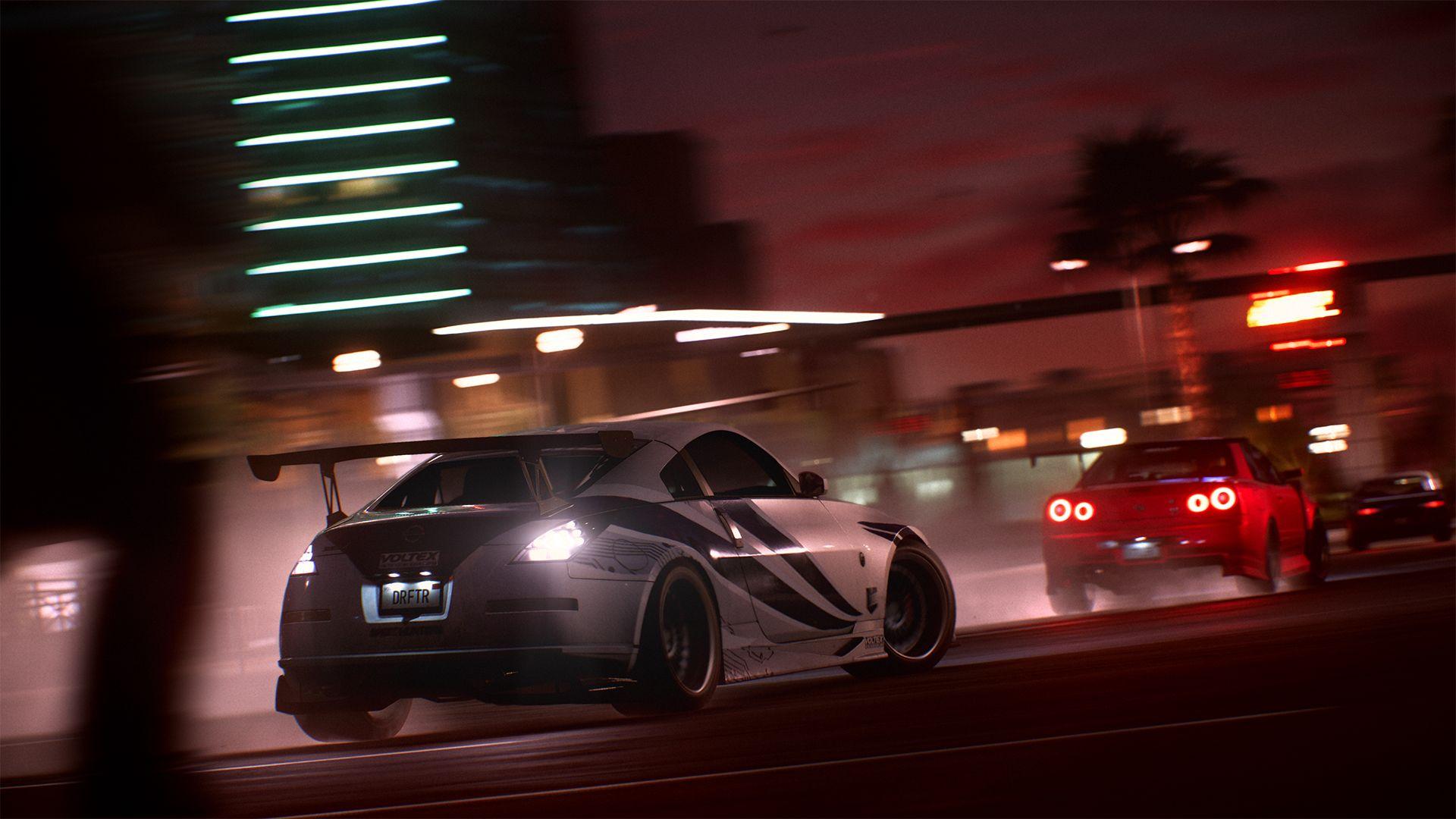 Скриншоты к Need for Speed: Payback v1.0.51.15364 (2017/RUS) PC полная версия Repack на русском