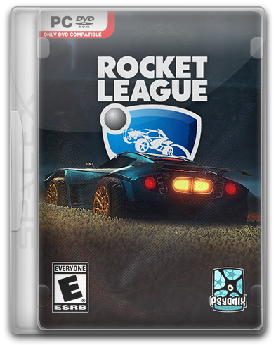 Rocket League [v 1.43 + 19 DLC] (2015) PC | RePack от SpaceX на русском