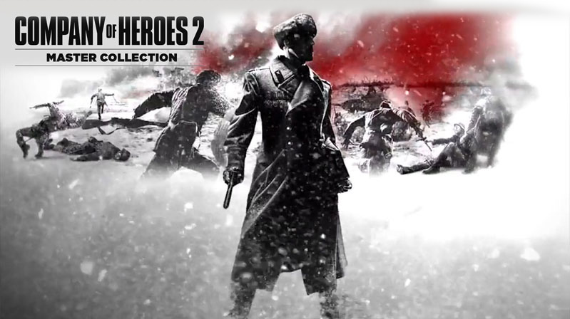 Company of Heroes 2: Master Collection [v 4.0.0.21863 + DLC's] | RePack от xatab