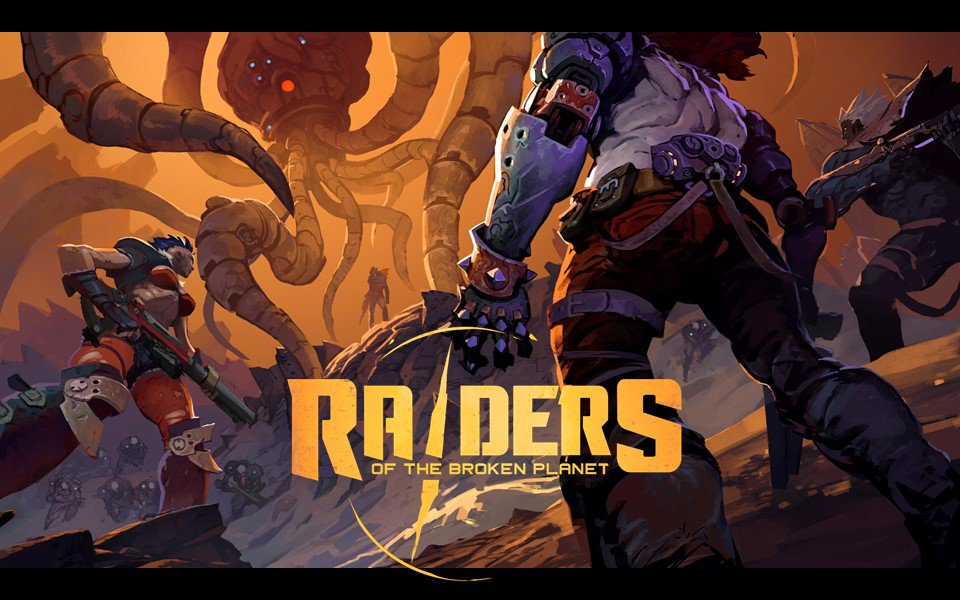Raiders of the Broken Planet Hades Betrayal [v 1.0 + 4 DLC] (2017) PC | RePack от SpaceX