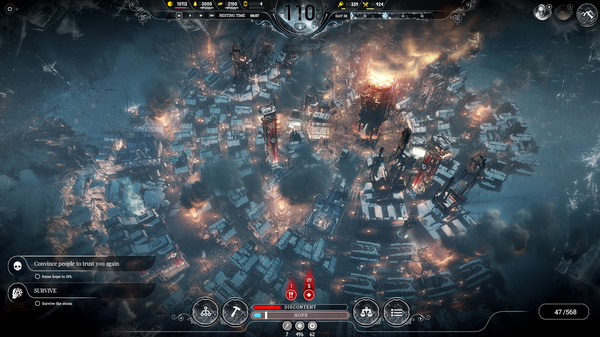 Скриншоты к Frostpunk (RUS|ENG|MULTI) [L] - GOG - Repack новая версия