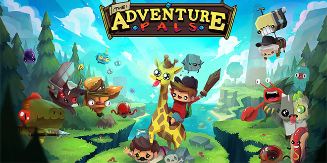 The Adventure Pals v1.0.0.12 – полная версия