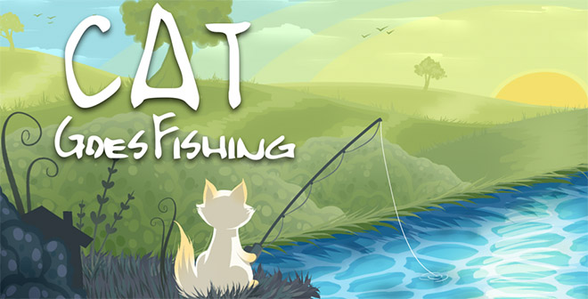 Cat Goes Fishing v20.04.2018 новая версия