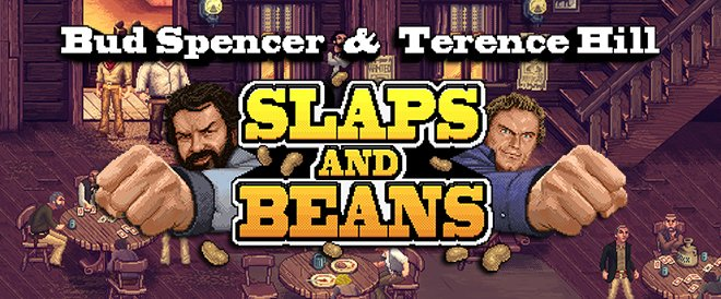 Bud Spencer & Terence Hill - Slaps And Beans (2018) (RUS) приключение на русском
