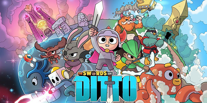 The Swords of Ditto v1.0.4 (GOG) (RUS) русская версия