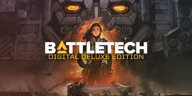 BATTLETECH Digital Deluxe Edition v270b (2018) полная версия