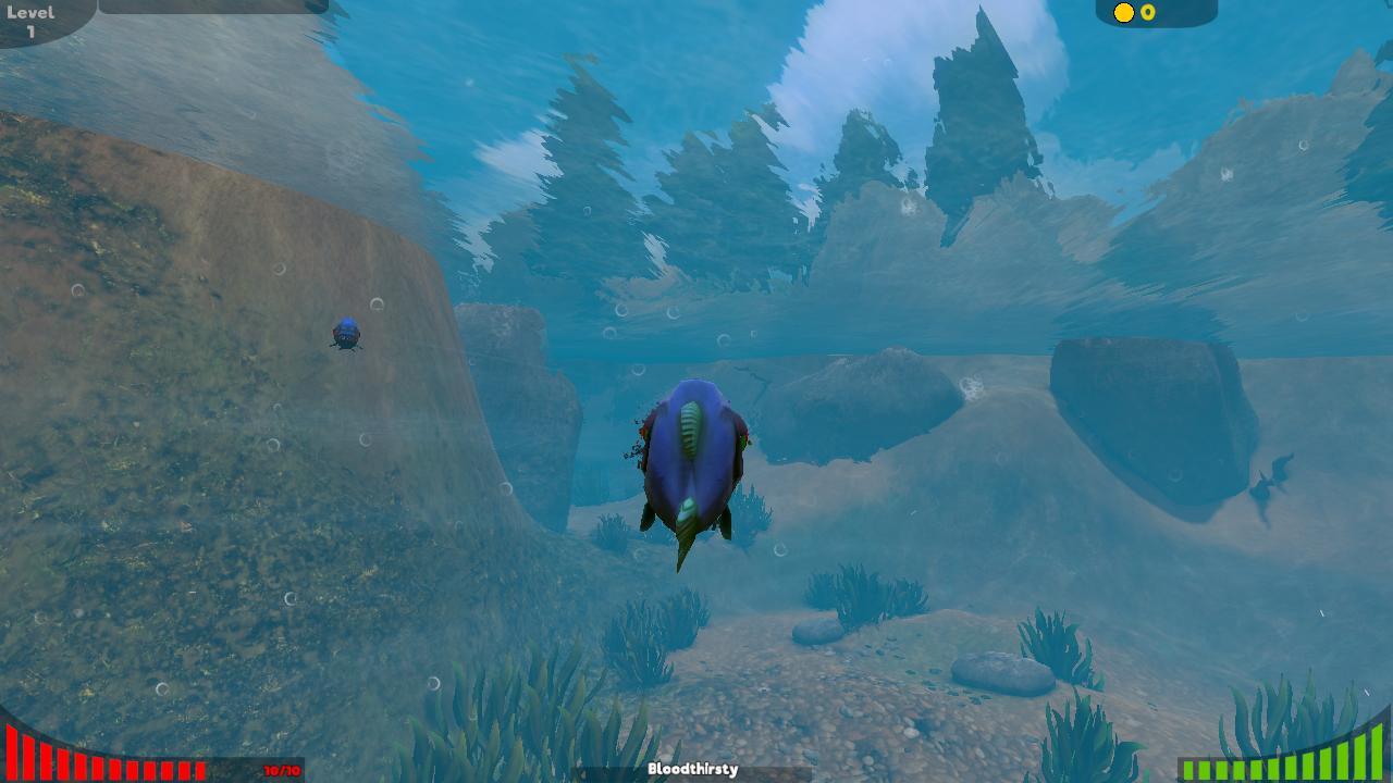 Скриншоты к Feed and Grow: Fish v0.8.7a полная версия
