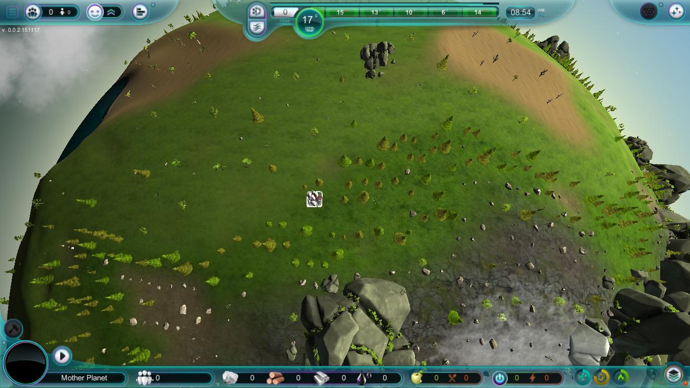 Скриншоты к The Universim Alpha 26 - полная версия