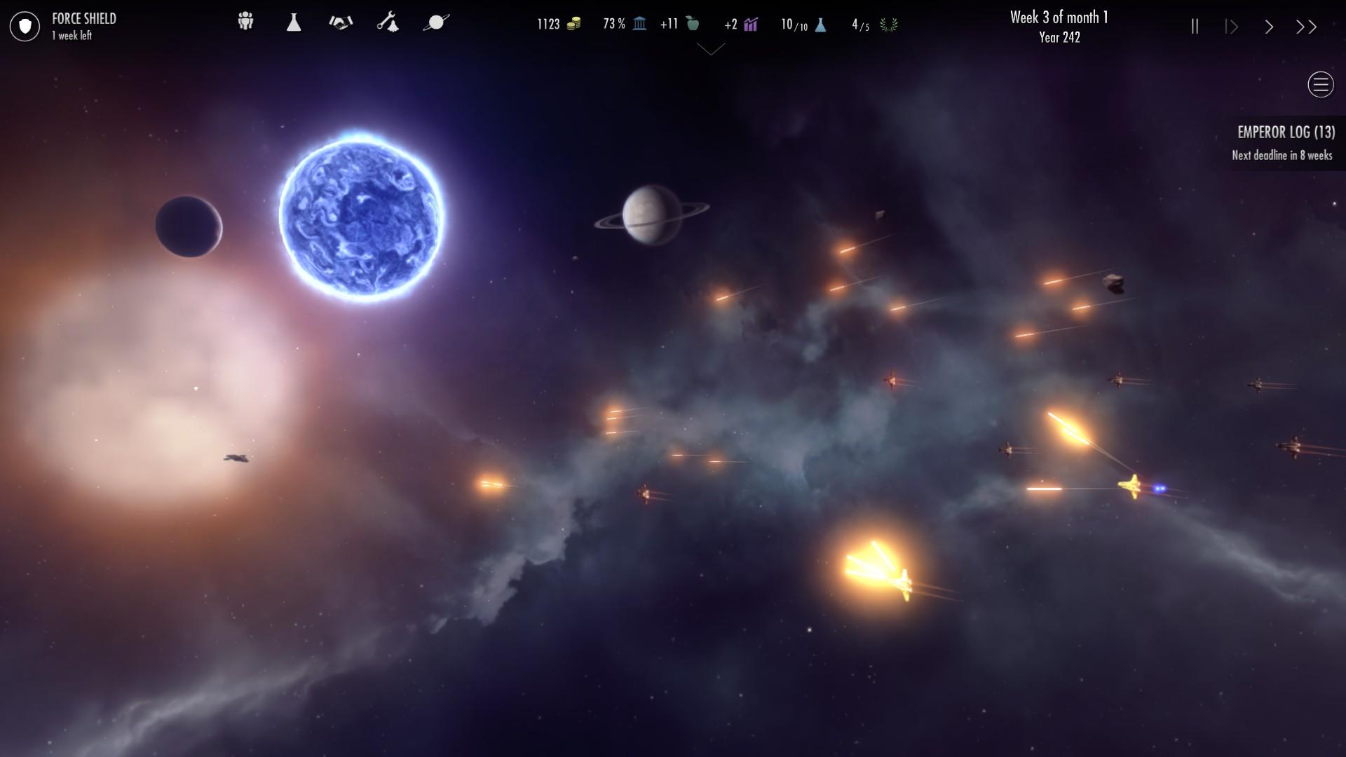 Скриншоты к Dawn of Andromeda: Subterfuge v1.096 - полная версия на русском | Repack