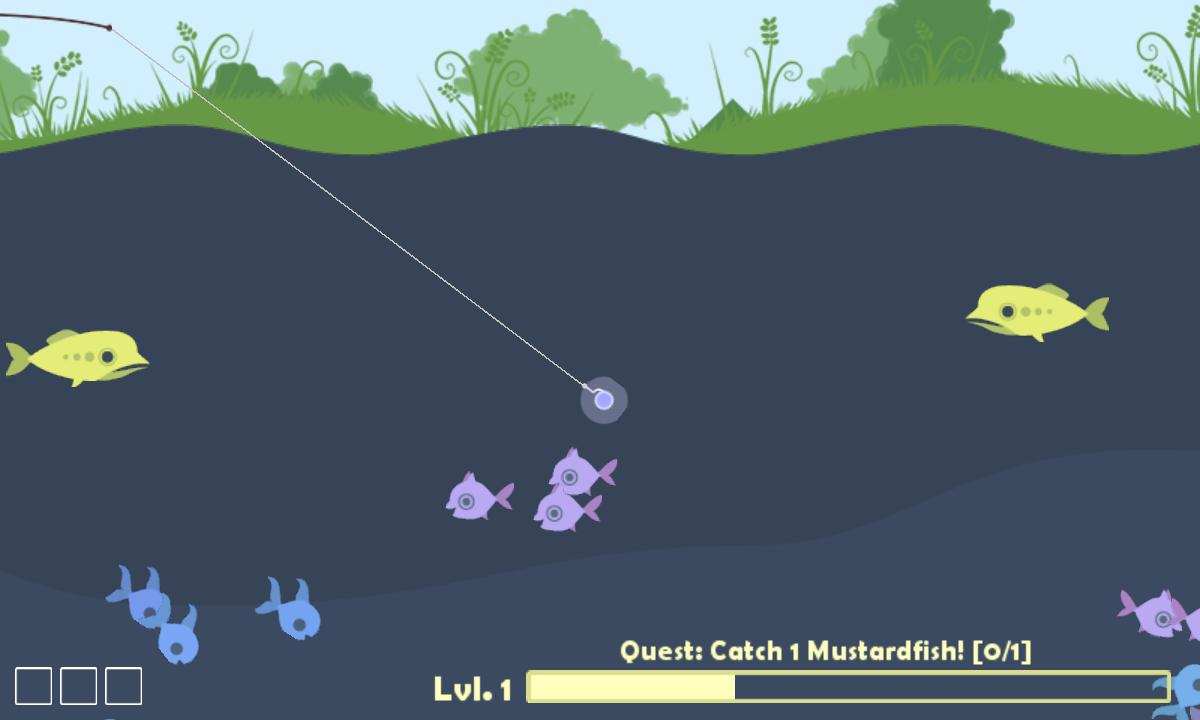 Скриншоты к Cat Goes Fishing v20.04.2018 новая версия