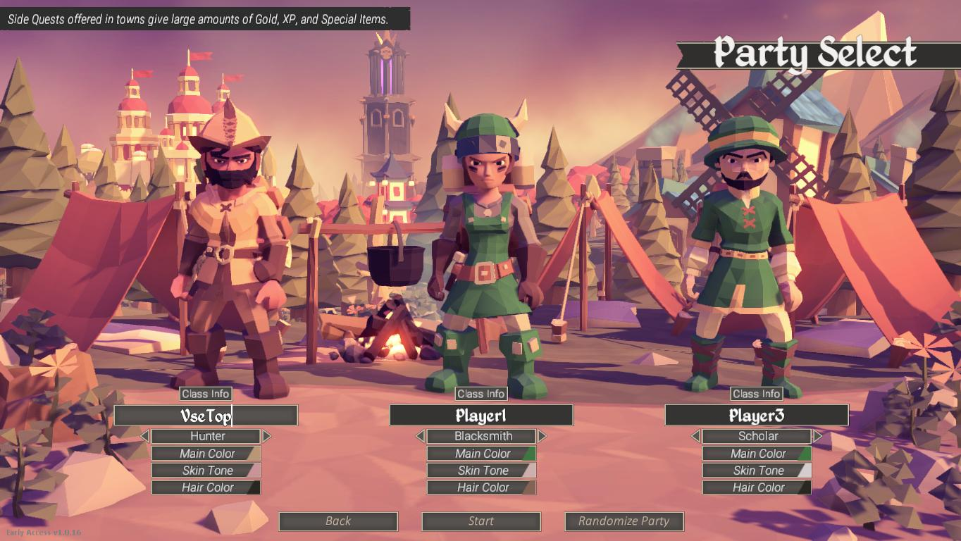 Скриншоты к For The King v1.0.7733 новая версия на русском