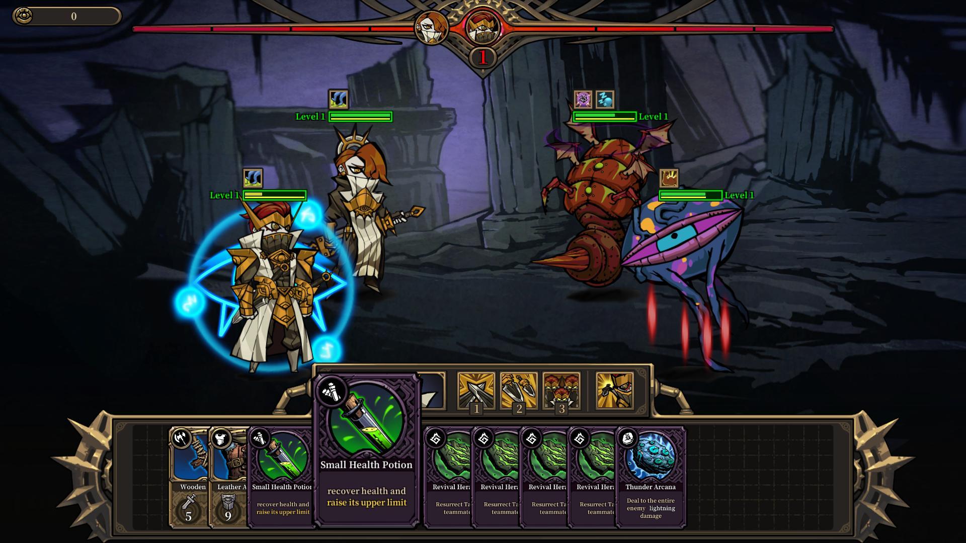 Скриншоты к Mad Crown v0.1.18.6602 - полная версия