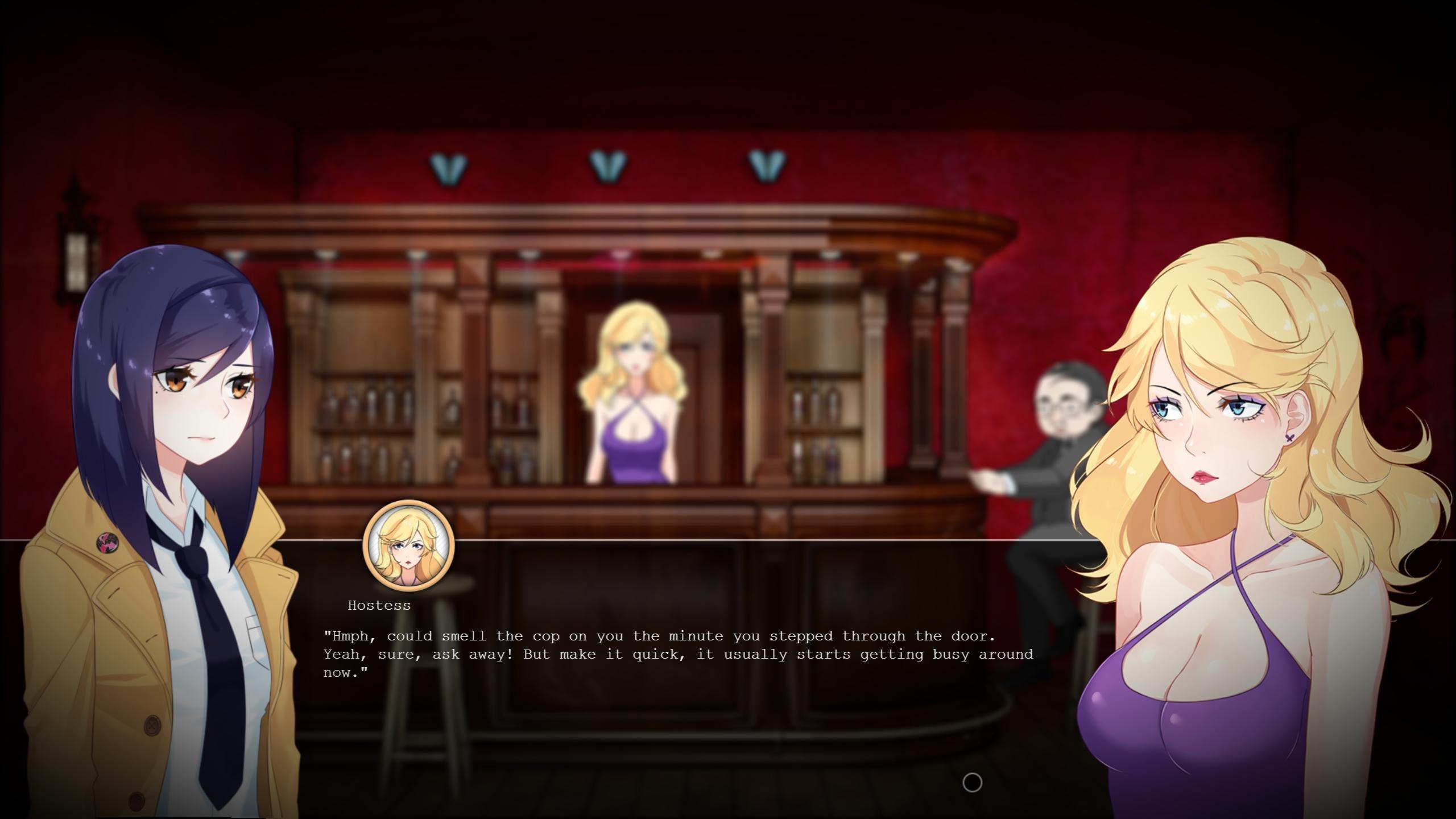 Скриншоты к Tokyo Dark v1.0.10 - полная версия на русском языке