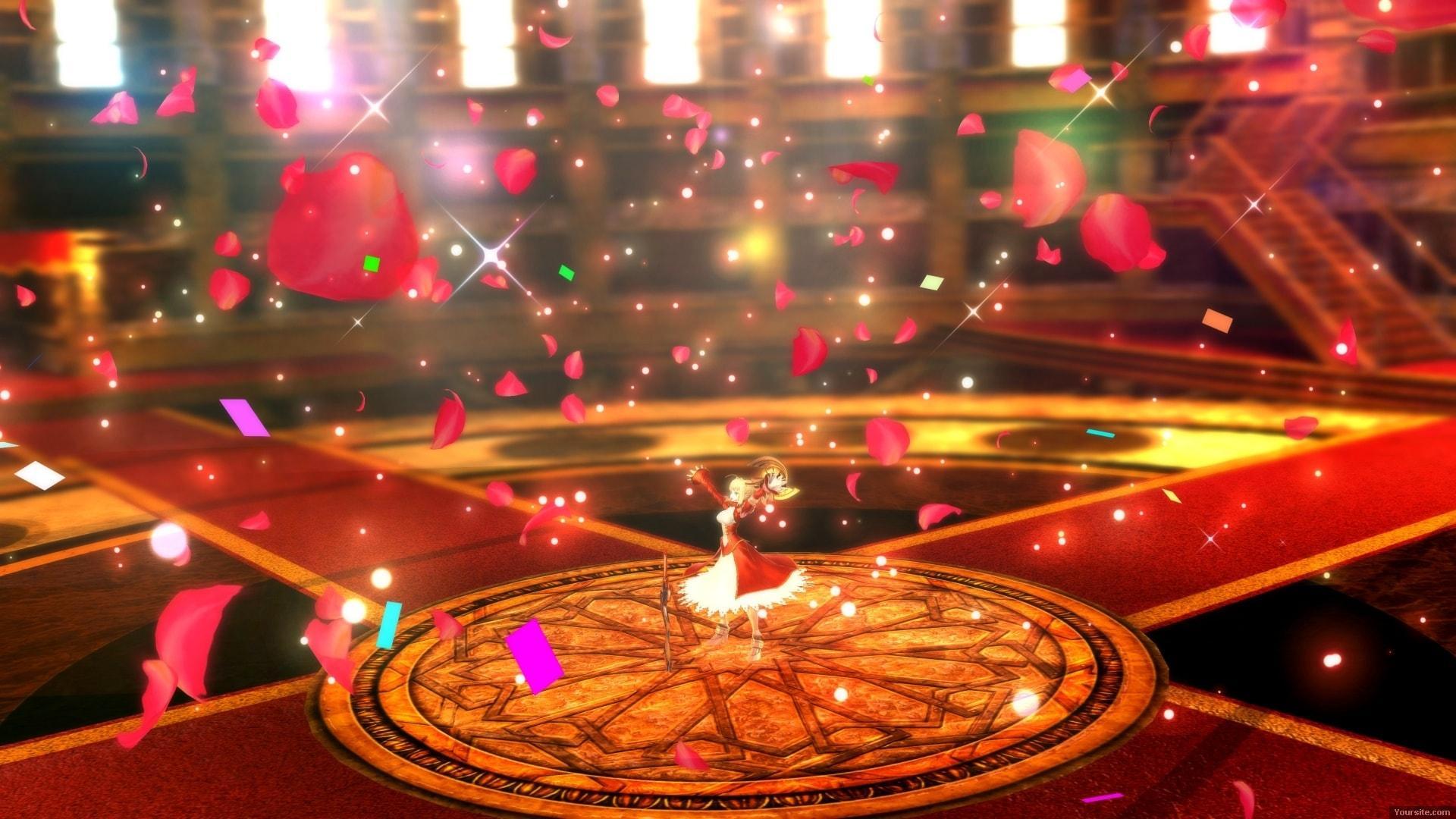 Скриншоты к Fate/Extella Update 4 полная русская версия