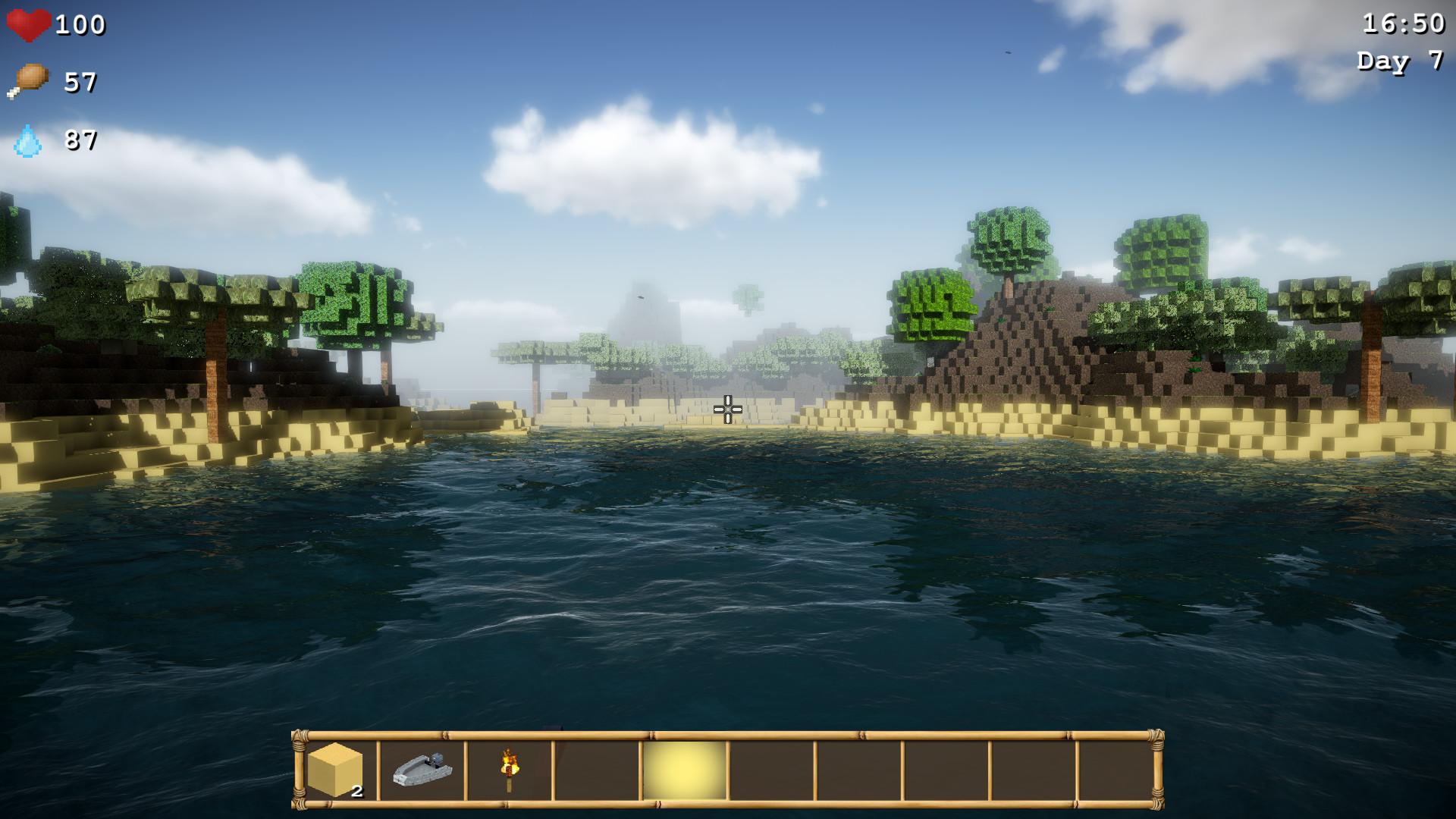 Скриншоты к Cube Life: Island Survival (2018) - полная версия