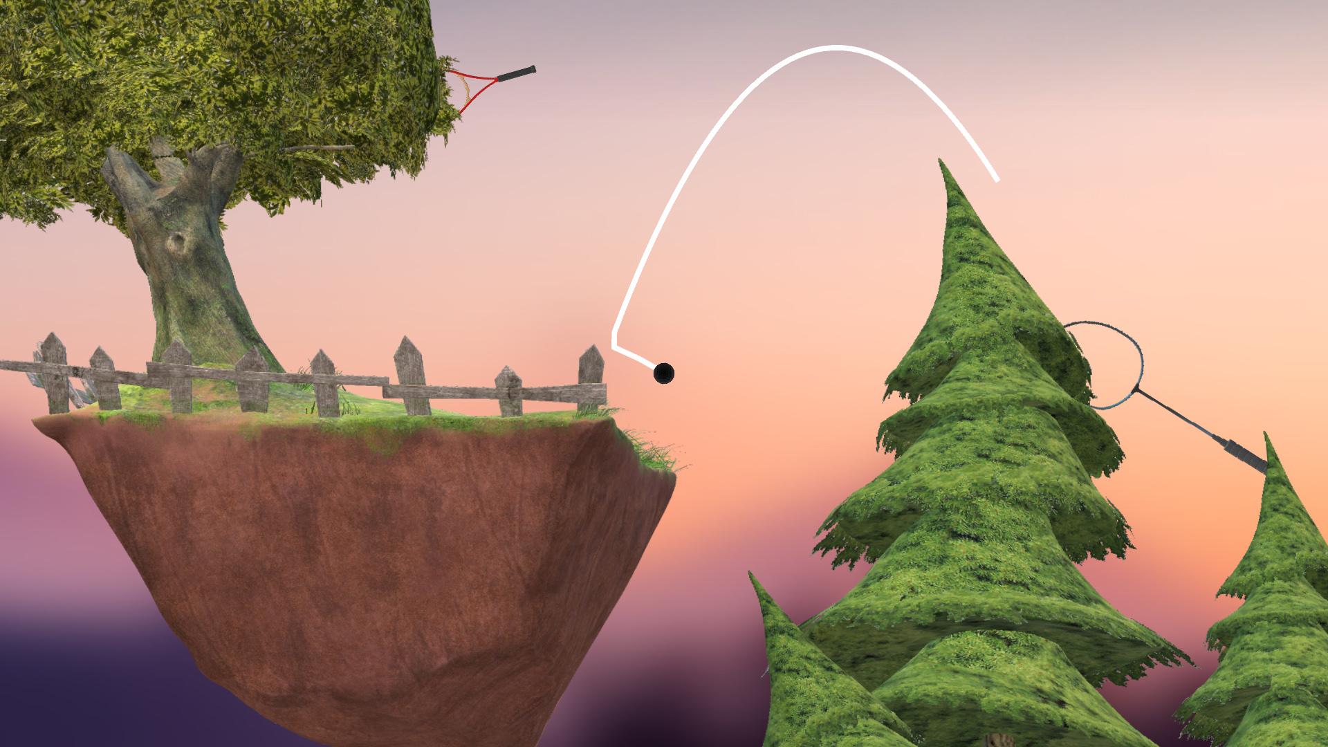 Скриншоты к Golfing Over It with Alva Majo - полная версия | Repack